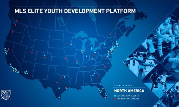 THE WINDOW IS OPEN: MLS elite youth development platform application process begins