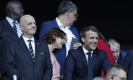 GUEST COLUMN: FIFA president's message to the organization's member associations