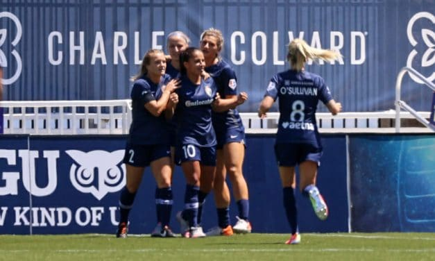 UP FOR THE CHALLENGE: Courage edge Thorns as NWSL becomes 1st U.S. pro league to return to play