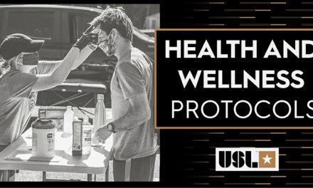 HEALTH AND SAFETY PROTOCOLS: For the USL Championship