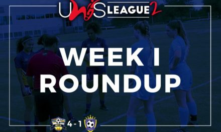 FIRST STEPS: Unity FC rolls past Orlando in UWS-2, the first match in a national sports league since the pandemic hit