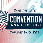 NO ANAHEIM: 2021 United Coaches convention will be digital
