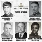 FINDING SOME FAME: Ventriglia voted into Army West Point Hall