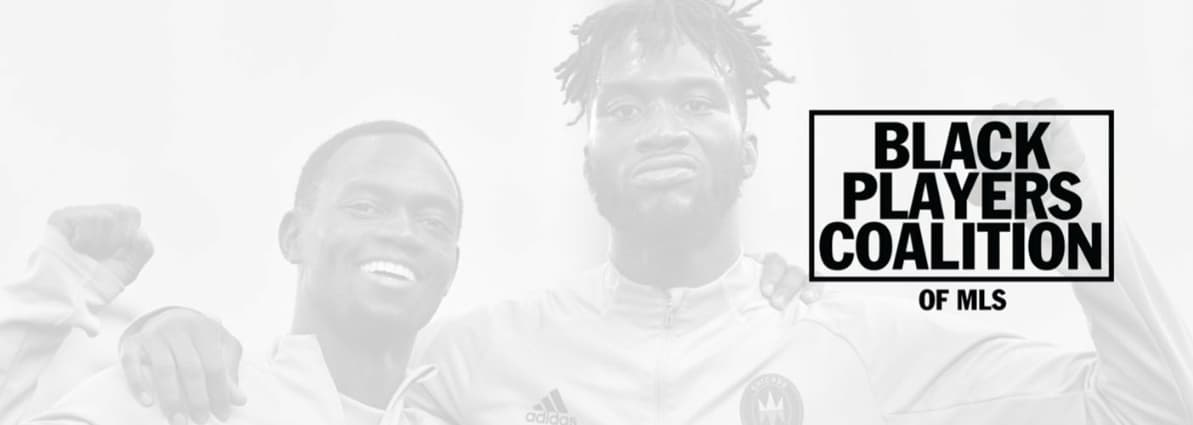 ADDRESSING RACIAL INEQUITIES: Black Players Coalition of MLS is formed