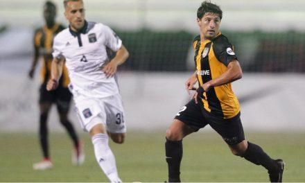BULKING UP: Cosmos sign midfielder Candela