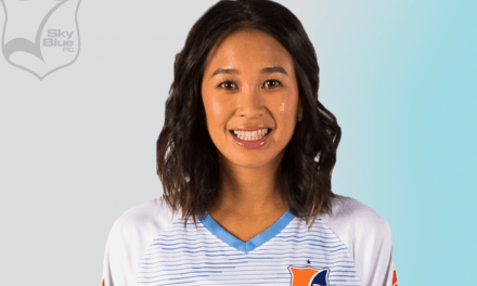 A NO GO: ACL sidelines Sky Blue's Dydasco from Challenge Cup