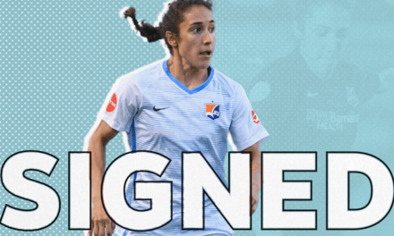 NEW SIGNING: Sky Blue FC adds Flores in two-year deal