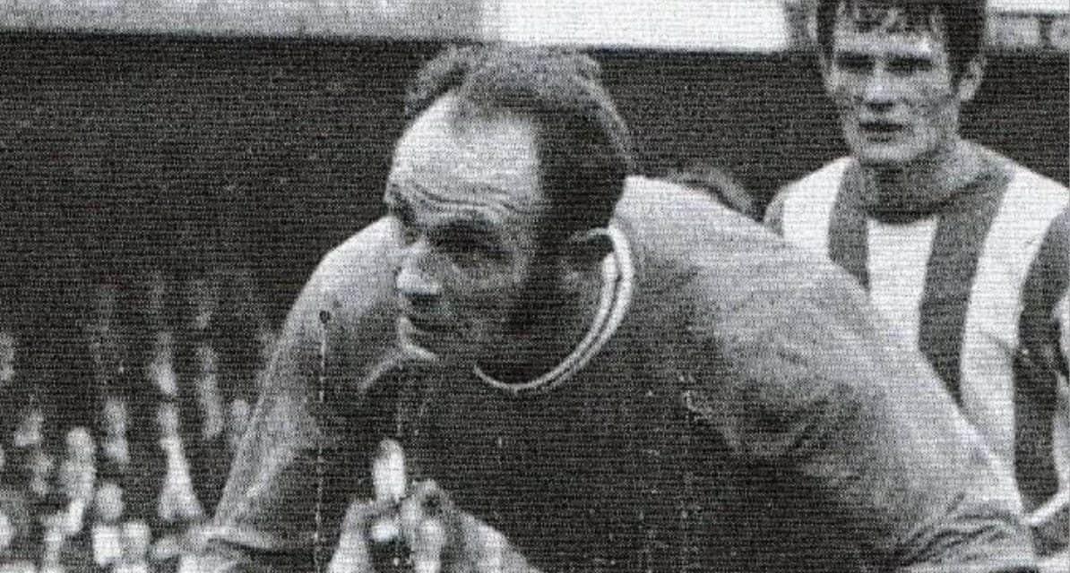 GOODBYE, JIM: Fryatt, member of 1973 NASL champion Philadelphia Atoms, passes away