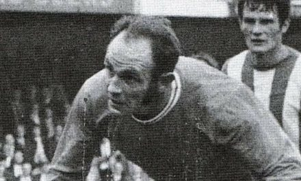 GOODBYE, JIM: Fryatt, member of 1973 NASL champion Philadelphia Atoms, passes away