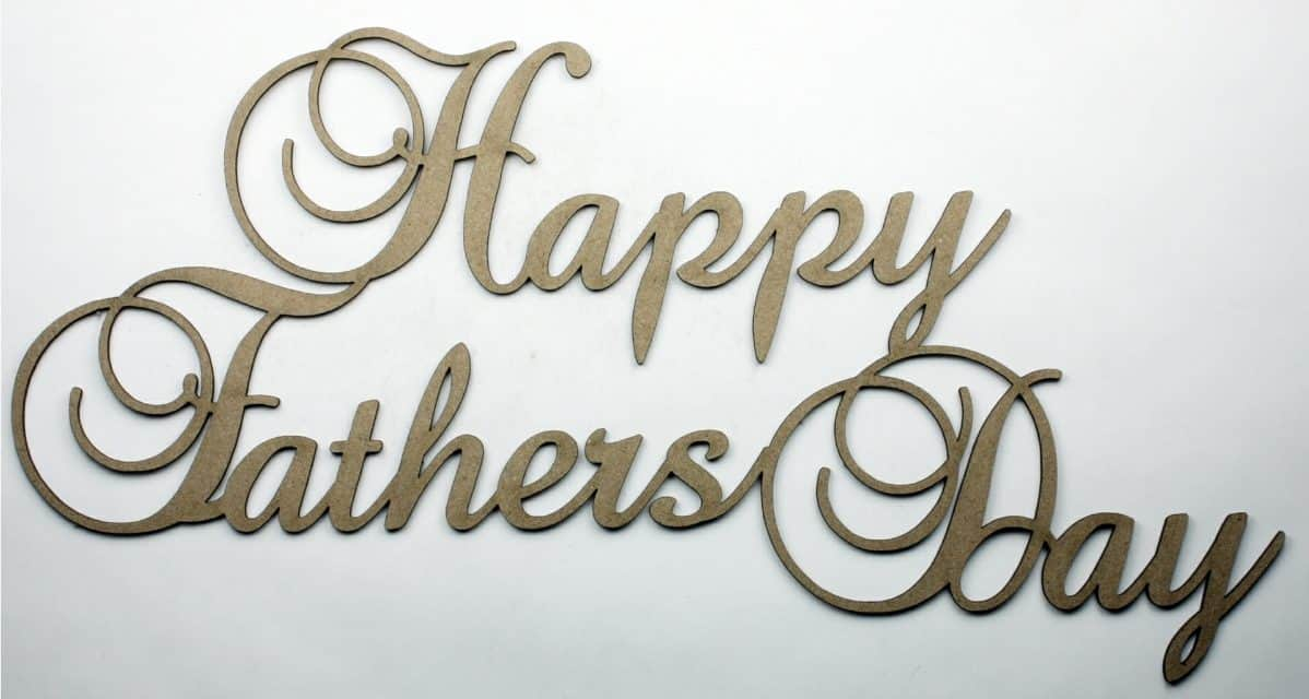HAPPY FATHER'S DAY: From FrontRowSoccer to all the Soccer Dads!