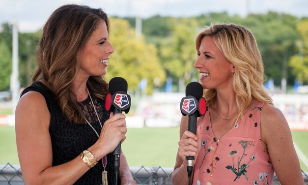 UNVEILING THE TALENT: Who will announce NWSL Challenge Cup