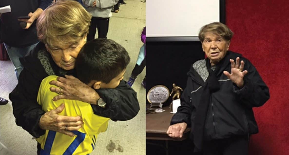 GOODBYE, BESSIE: Longtime Oceanside United, LIJSL volunteer Lamonica passes away