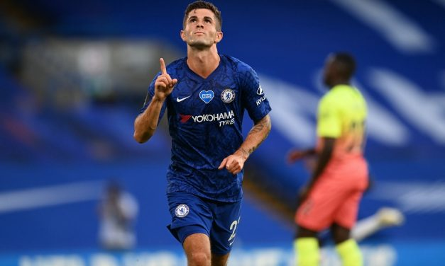 A DOUBLE STRIKE: Pulisic helps Chelsea win, Liverpool capture EPL crown