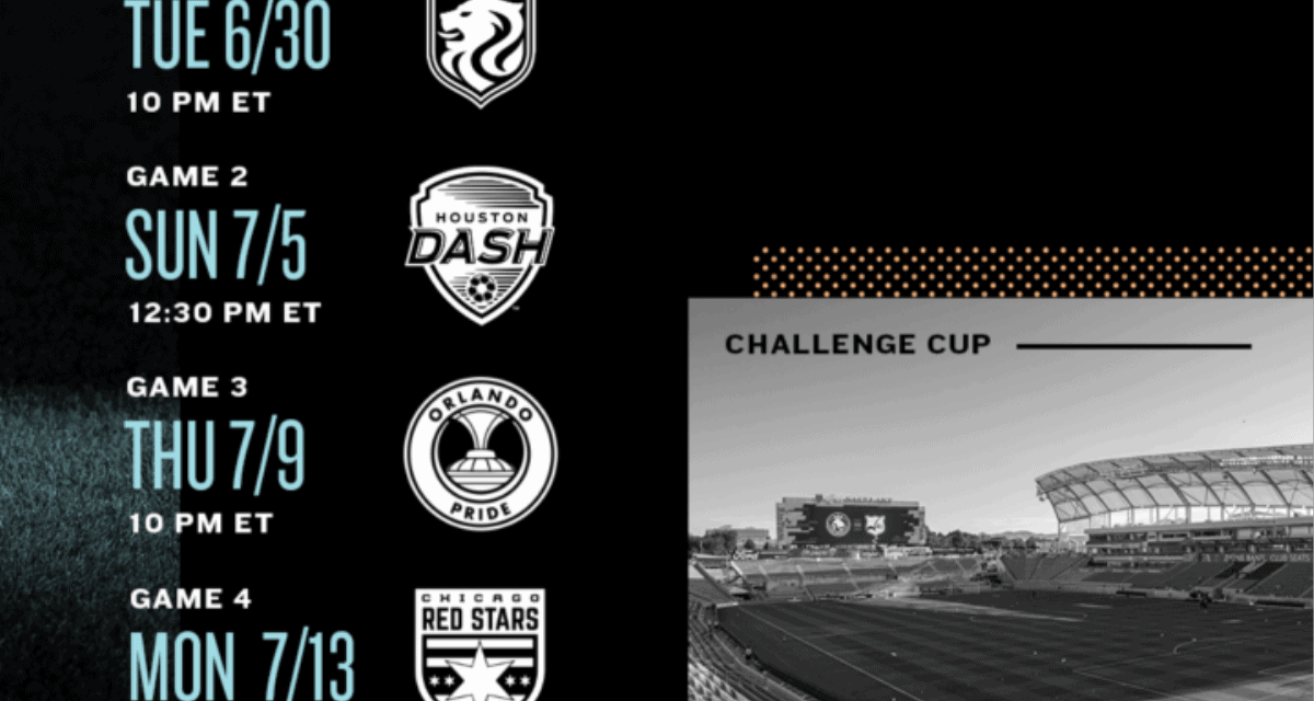 FOR OPENERS: Sky Blue FC takes on OL Reign in Challenge Cup opener