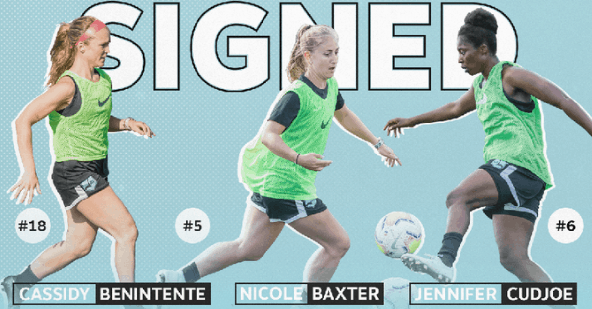 FOR THE SHORT TERM: Sky Blue FC signs 3 for Challenge Cup