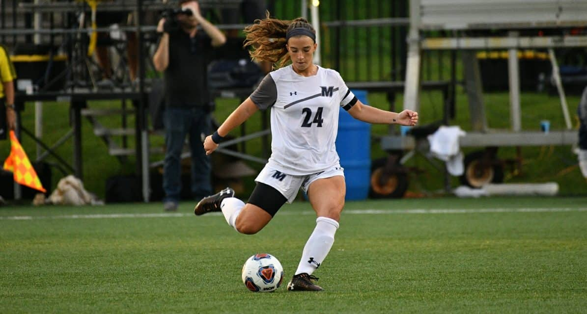 SHE'S JESS FINE: Monmouth's Johnson nominated for NCAA Woman of the Year Award