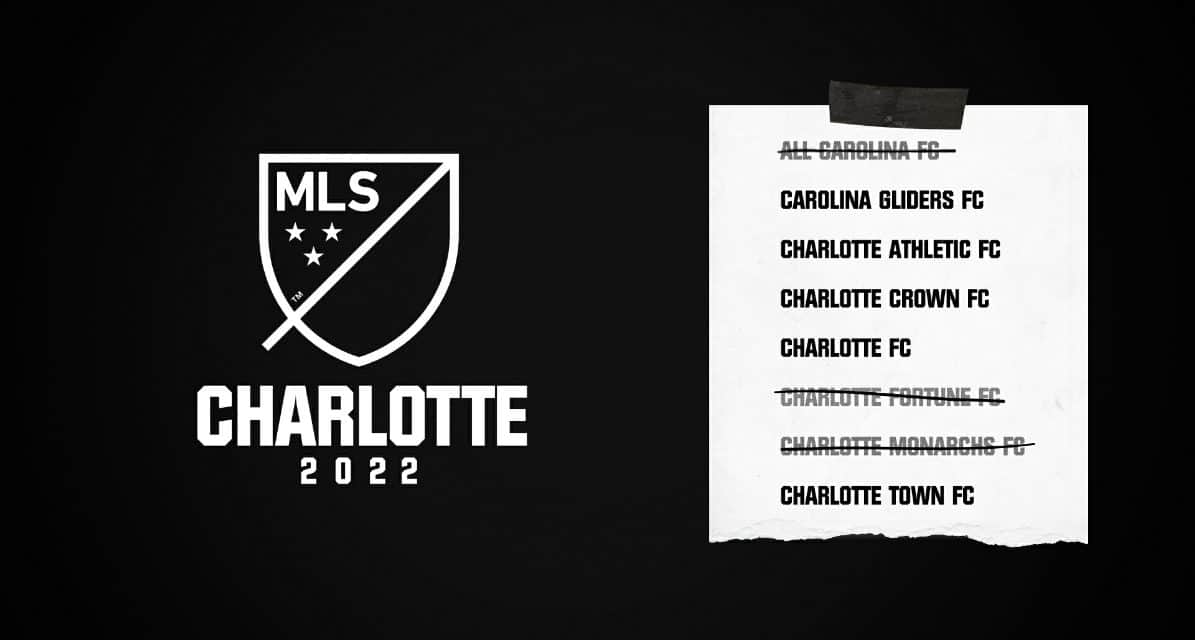 TOMORROW: Charlotte to unveil its team name, crest, colors