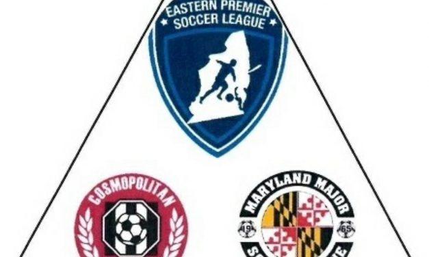 REGIONALLY SPEAKING: CSL, Maryland Majors join Eastern Premier Soccer League