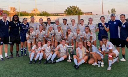 SHOWCASE CHAMPIONS: Midwest United FC captures UWS crown