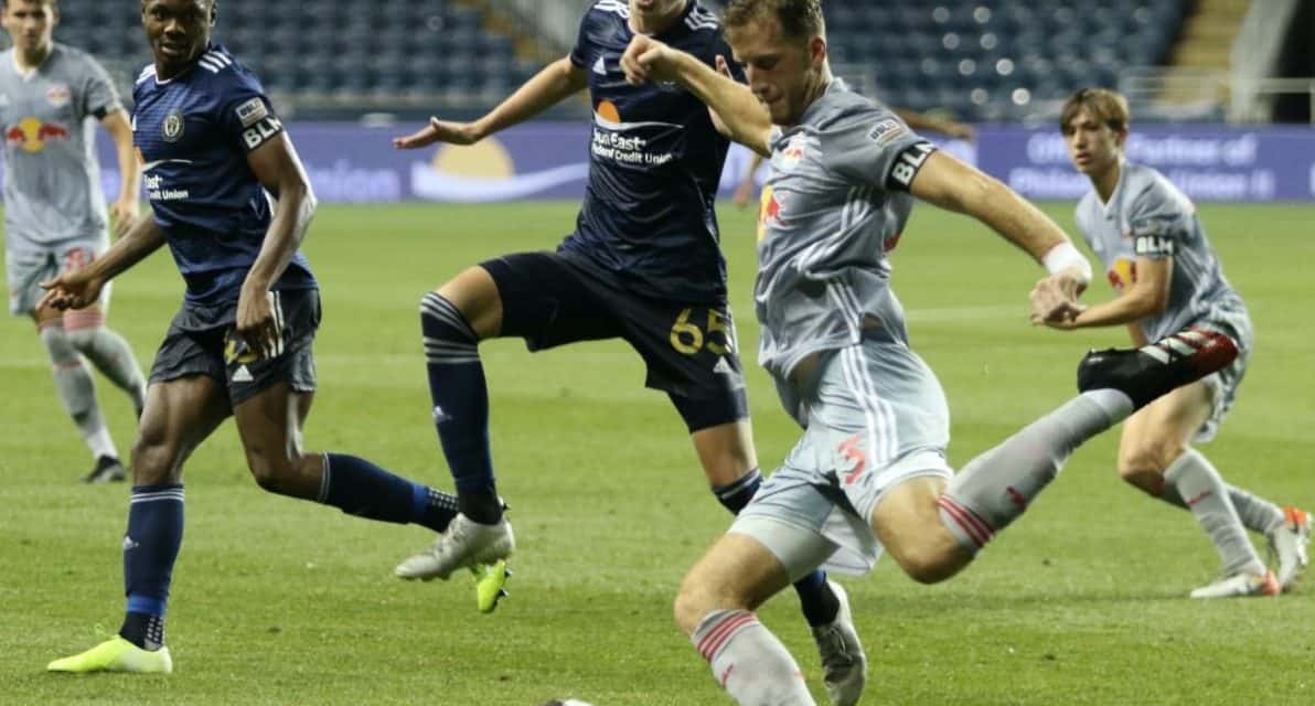 SOME HOME COOKING: Red Bulls II host Pittsburgh Sunday