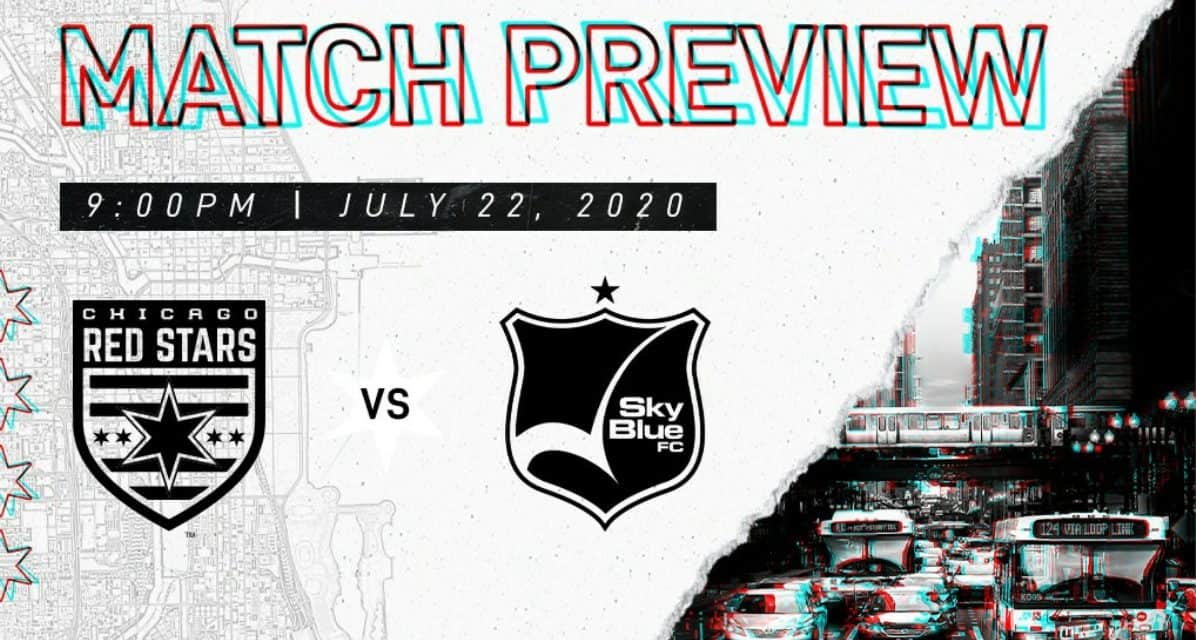 A BATTLE OF GOALKEEPERS: Sky Blue-Red Stars semifinal confrontation will feature Sheridan, Naeher