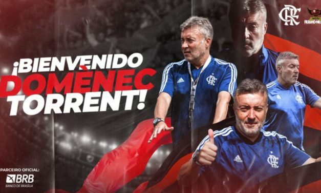 BACK ON THE BENCH: Flamengo name ex-NYCFC boss Torrent as its new coach