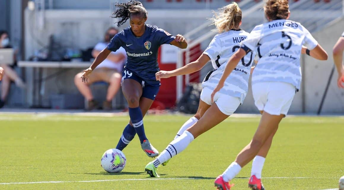 BLANKED: Sky Blue FC falls to Courage in final group-stage match