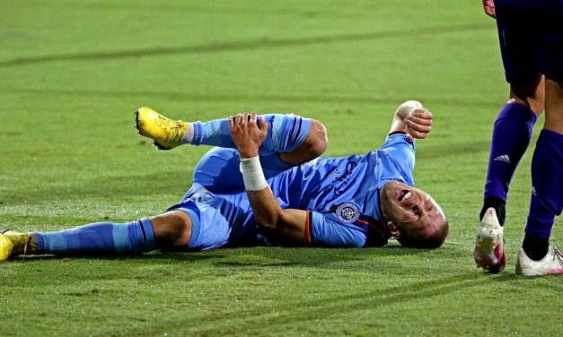 A NIGHTMARE START FOR SO MANY REASONS: NYCFC just can't shake that losing feeling – again