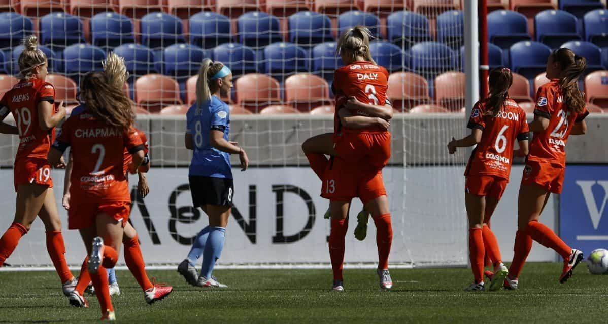 EARLY BIRDS, LATE BIRDS: Dash secure its first championship, the NWSL Challenge Cup