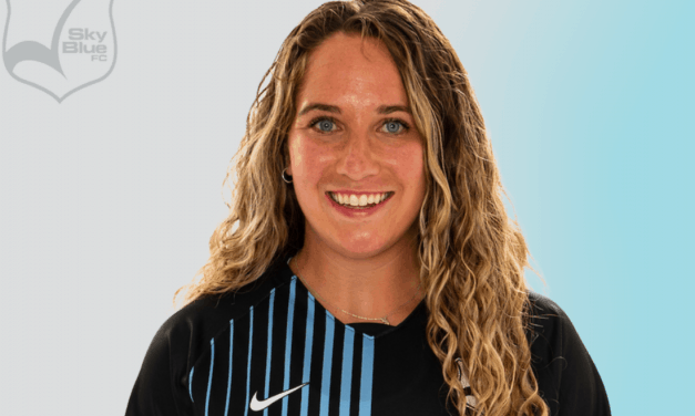 OUT OF THE CUP: Sky Blue FC midfielder Wright suffers torn ACL