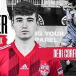 USL HONORS: Red Bulls II's Corfe named Championship player of the week