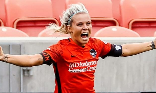 NATIONAL STORY NO. 5: Houston dashes to NWSL Challenge Cup crown