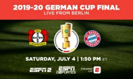 GUNNING FOR THE DOUBLE: Bayern Munich meets Bayer Leverkusen in German Cup final Saturday