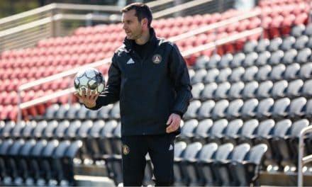 INTERIM BOSS: Glass replaces De Boer in Atlanta as search begins