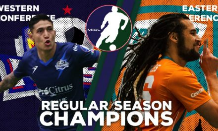 NO CHAMPION: Instead, MASL declares Monterrey, Florida winners of their respective divisions