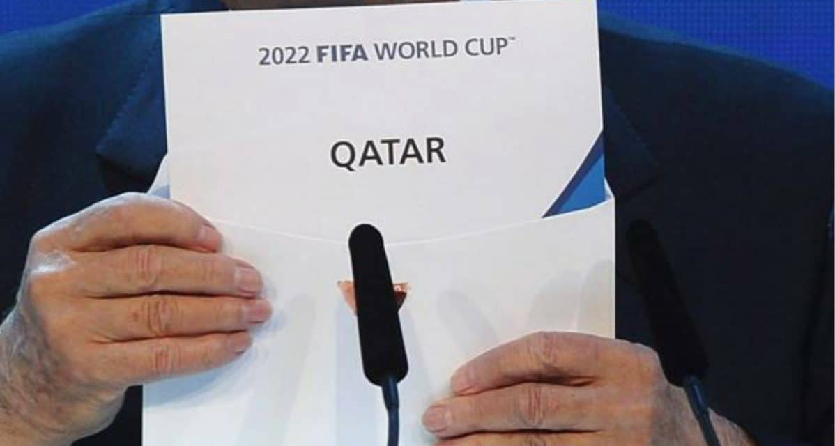 DOING THEIR BIDDING (PART III): USA loses out on 2022 World Cup bid (Dec. 1, 2010)
