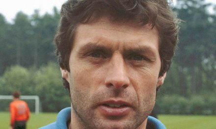 GOODBYE WIM: Suurbier, who played for the Dutch in two World Cup finals, passes away
