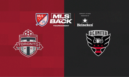 CALLED OFF: MLS postpones D.C. United-Toronto FC match