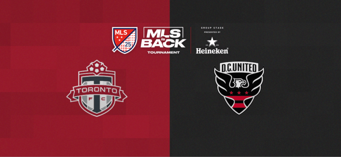 CALLED OFF: MLS postpones D.C. United-Toronto FC match