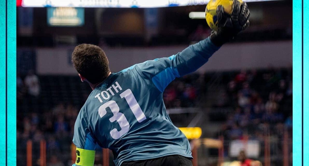 VIDEO: Watch USA goalkeeper Toth score a goal