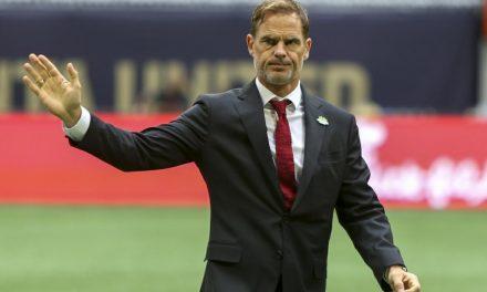 GOING, GOING GONE: Atlanta, De Boer mutually part ways