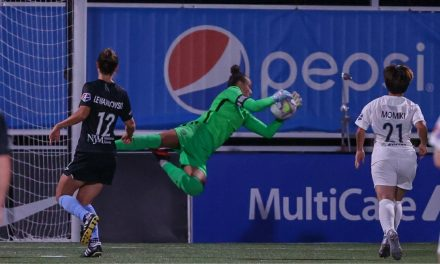 NOTHING DOING: Sky Blue, OL Reign play to scoreless draw in Cup opener