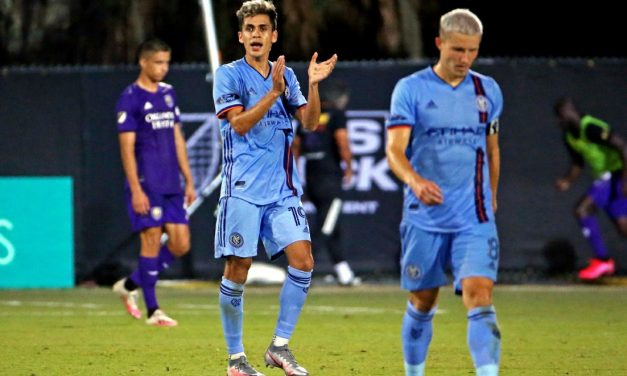 ON THE BRINK: NYCFC loses again, needs help to reach knockout round