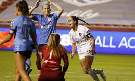 TOO BIG OF A HOLE: Sky Blue FC's late rally falls short, loses in Challenge Cup semis