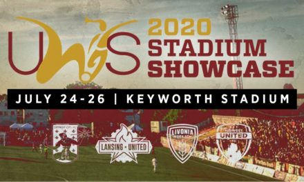 MOTOR CITY SHOWDOWN: Detroit City FC hosts United Women's Soccer Stadium Showcase this weekend