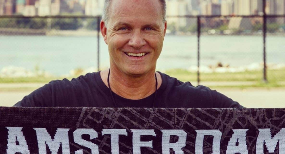 BACK IN THE SADDLE: Wynalda named New Amsterdam FC manager