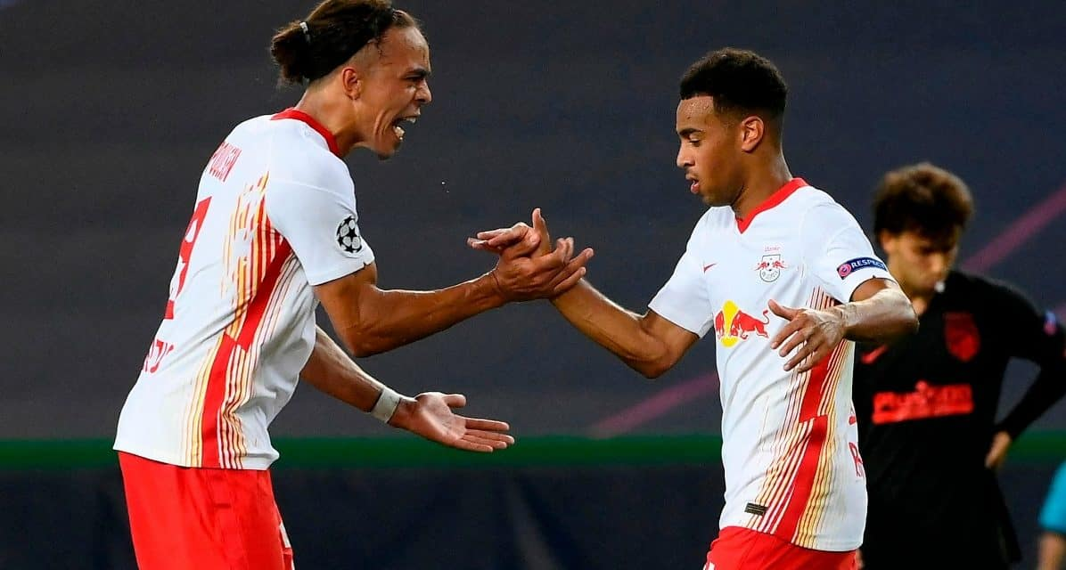 AND TYLER, TOO: Adams connects for game-winner to boost RB Leipzig into Champions League semis