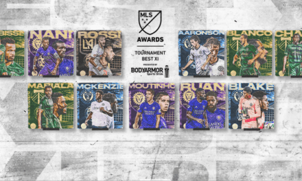 SHUT OUT: No NYCFC, Red Bulls players on MLS is Back Best XI