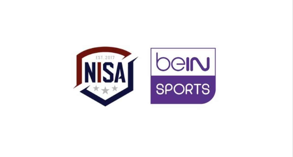 BROADCAST PARTNERS: beIN Sports to televise NISA fall championship tournament