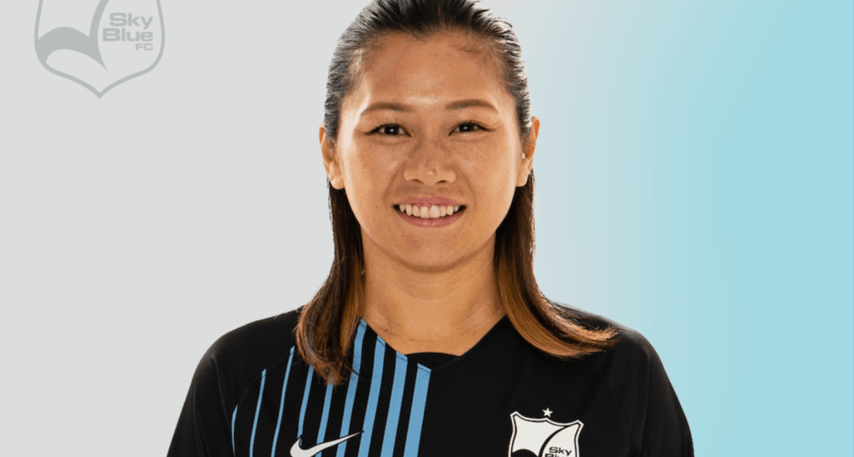 RE-UPPING: Sky Blue FC signs Kawasumi for 2021